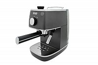 DeLonghi ECI 341.BK freestanding Semi-auto Espresso machine 1L 2cups Black coffee maker