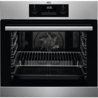 AEG BPB331020M Electric 71 L 3500 W Stainless steel A+