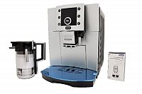 DeLonghi ESAM 5500.S coffee maker Freestanding Combi coffee maker Stainless steel 1.7 L Fully-auto