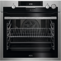 AEG BSE574222M Electric 72 L Black,Stainless steel A+