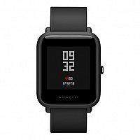 Amazfit Bip smartwatch Black LED 3.25 cm (1.28