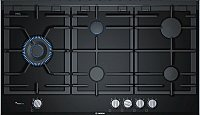 Bosch Serie 8 PRS9A6D70D hob Black,Stainless steel Built-in Gas