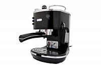 DeLonghi ECO 311.BK Freestanding Espresso machine Black,Stainless steel 1.4 L 2 cups Manual