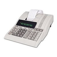 Olympia CPD 5212 calculator Desktop Printing White